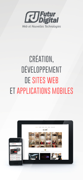 FUTUR DIGITAL - AGENCE WEB - PARIS
