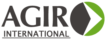 AGIR INTERNATIONAL Logo
