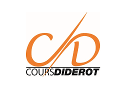 COURS DIDEROT Logo