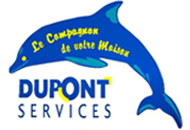 DUPONT SERVICES Logo