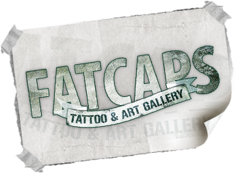 FATCAPS TATTOO Logo